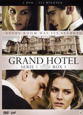 Grand hotel. Serie 1, Box 1