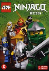 Lego Ninjago : masters of Spinjitzu. Seizoen 1