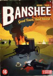 Banshee. Seizoen 2