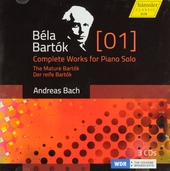 Complete works for piano solo. Vol.1, The mature Bartók