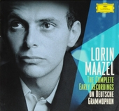 The complete early recordings on Deutsche Grammophon