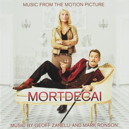 Mortdecai : music from the motion picture