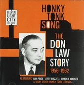 Honky tonk song : The Don Law story 1956-1962