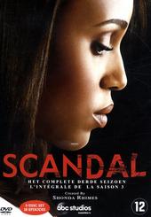 Scandal. Het complete derde seizoen