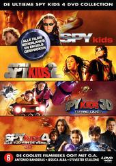 Spy kids 1-4 : de ultieme Spy kids 4 dvd collection