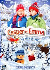 Casper en Emma : op wintersport