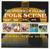 Original album series : the Greenwich Village folk scene