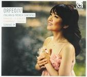 Orfeo[s] : Italian & French cantatas