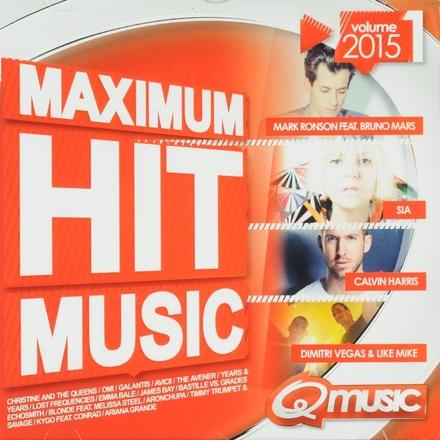Maximum hit music 2015. Vol. 1