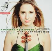 Rosanne Philippens plays Szymanowski