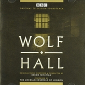 Wolf Hall : original television soundtrack