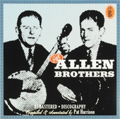 The Allen Brothers : Old timey music at its best 1927-1934. vol.2