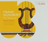 Für Karoline : piano duets
