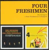 The swingers ; Four Freshmen & 5 trumpets
