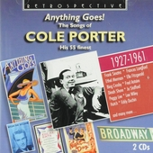 Anything goes! : the songs of Cole Porter : his 55 finest 1927-1961