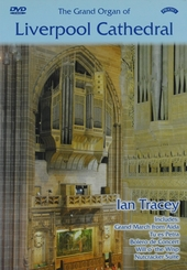 The grand organ of Liverpool Cathedral