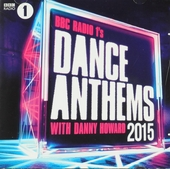 BBC Radio 1's dance athems 2015
