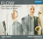Flow : Jazz and Renaissance - From Italy to Brazil