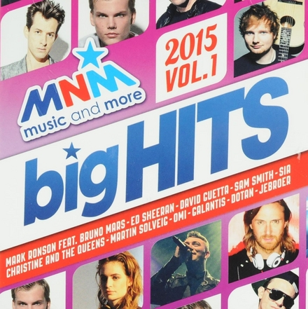 MNM big hits 2015. Vol. 1