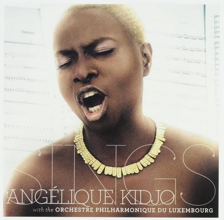 Angélique Kidjo sings