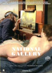 National gallery : een blik achter de schermen van het mooiste museum ter wereld