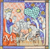 Magna carta : music of medieval England