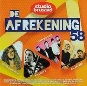 De afrekening van Studio Brussel. 58
