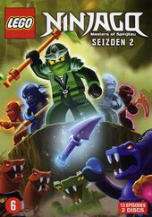 Lego Ninjago : masters of Spinjitzu. Seizoen 2