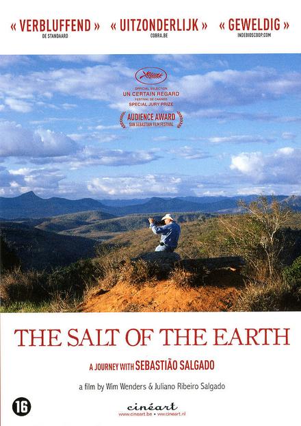 The salt of the earth : a journey with Sebastião Salgado