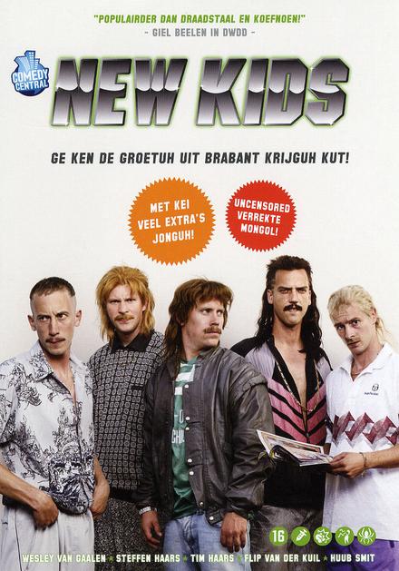 New kids : ge ken de groetuh uit Brabant krijguh kut!
