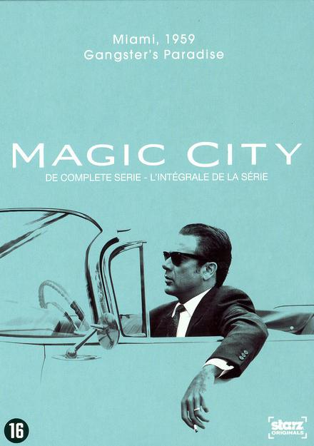 Magic city : de complete serie