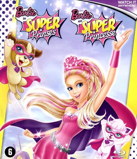 Barbie in superprinses