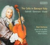 The cello in baroque Italy : Gabrieli, Geminiani, Vivaldi