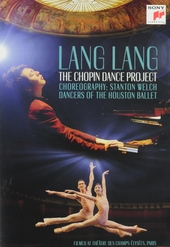 The Chopin dance project