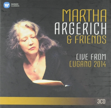 Martha Argerich & friends : live from Lugano 2014
