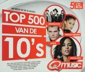 Het beste uit de Q-music top 500 vand de 10's