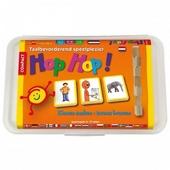 Hop Hop! : zinnen maken, torens bouwen