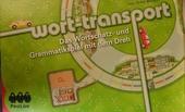 Wort-Transport : das Wortschatz- und Grammatikaspiel mit dem Dreh