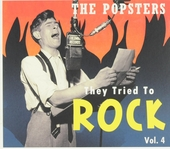 The popsters : They tried to rock. vol.4