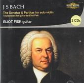 The sonatas & partitas for solo violin, BWV. 1001-1006