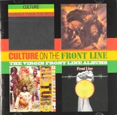 On the front line : the Virgin front line albums