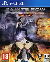 Saints Row IV : Reelected & Gat out of hell