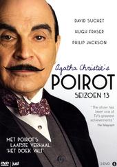Agatha Christie's Poirot. Seizoen 13