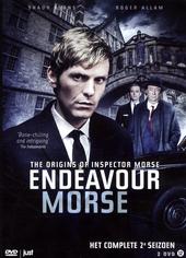 Endeavour Morse. Het complete 2de seizoen
