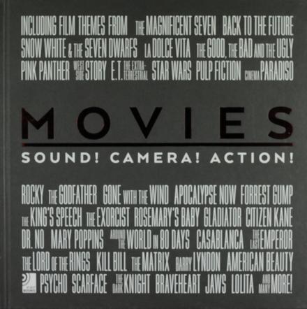 Movies : sound! camera! action