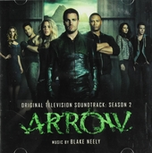 Arrow : original television soundtrack. Season 2