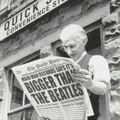 Bigger than The Beatles : A Main Man records tribute