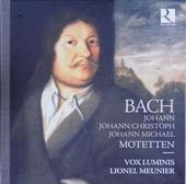 Motetten : motets of the Bach family
