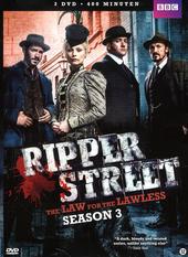 Ripper street. Season 3