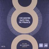 Orchestre National de France : 80 ans de concerts inédits